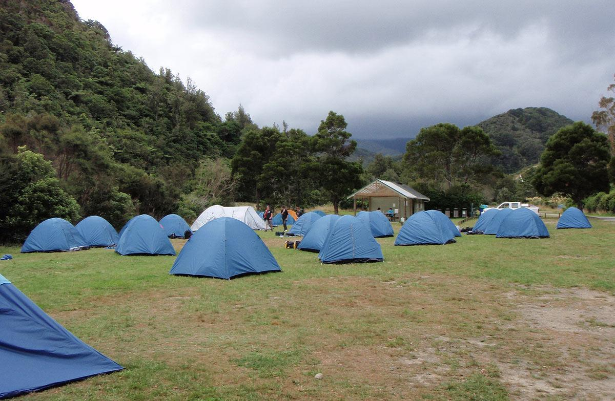 Catchpool Valley Camping Area