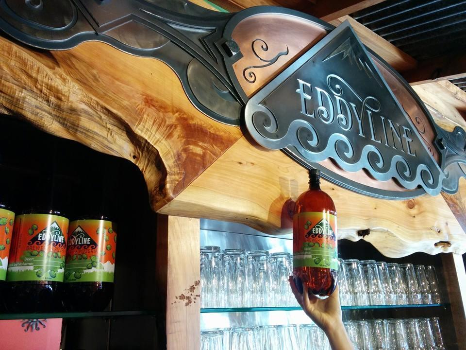 Eddyline Brewery & Pizzeria NZ