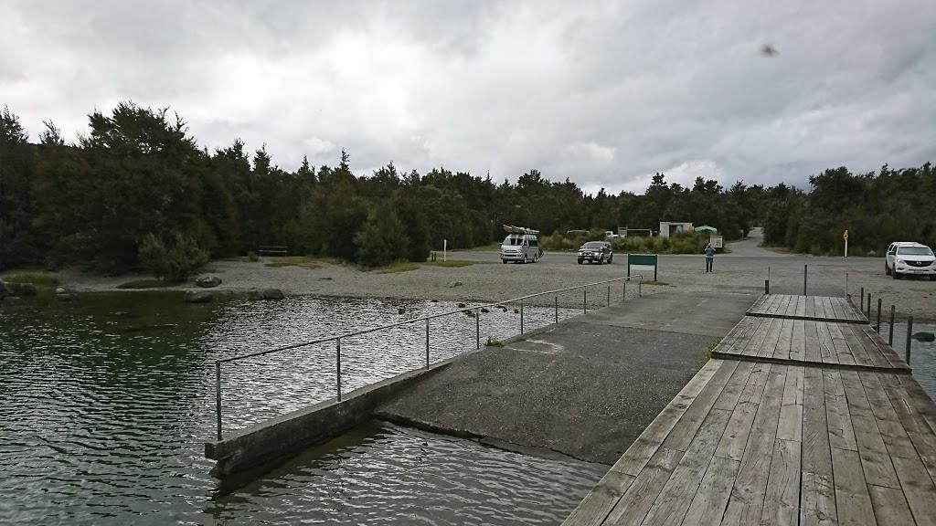 West Bay Campsite