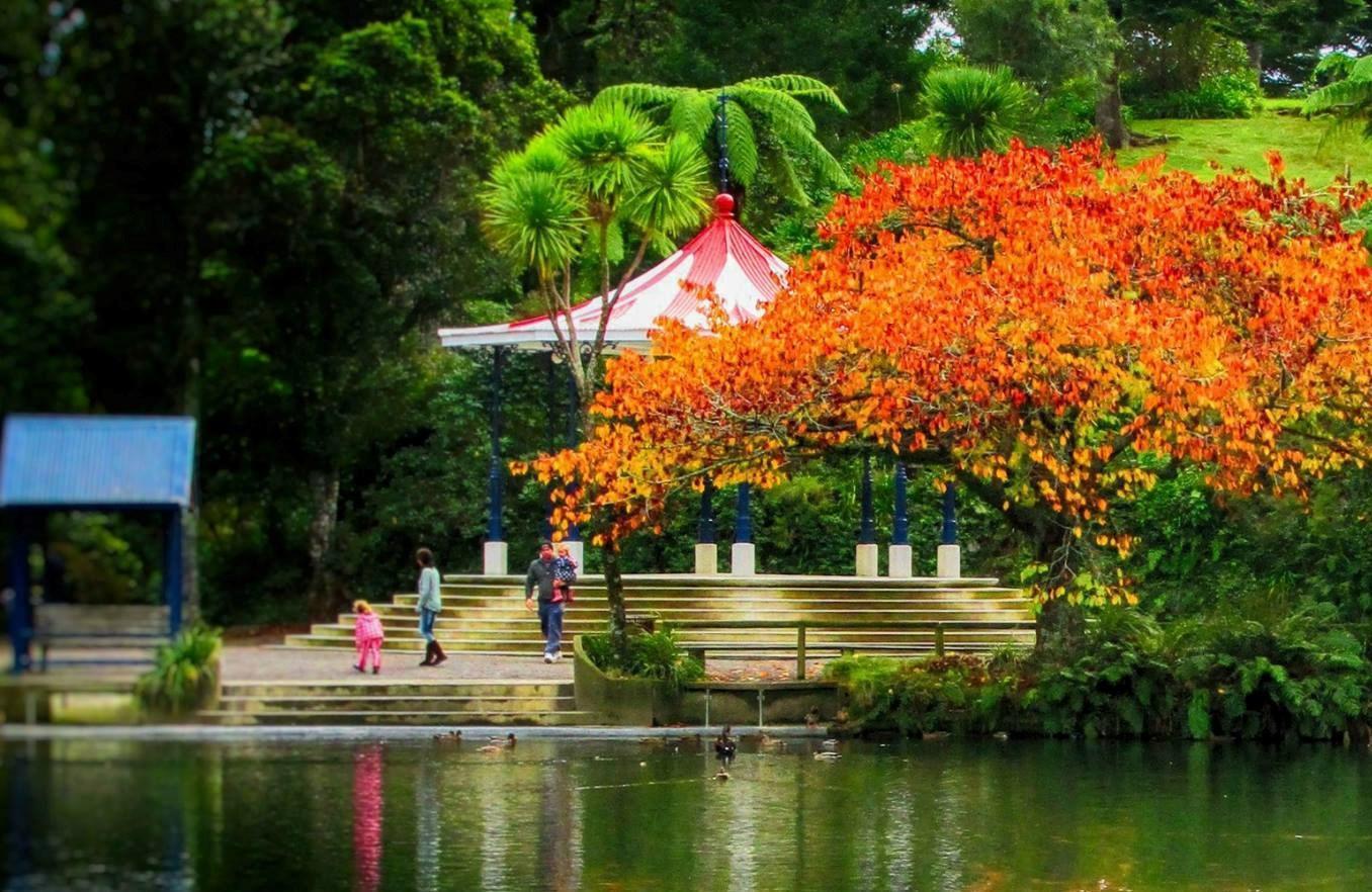 Pukekura Park