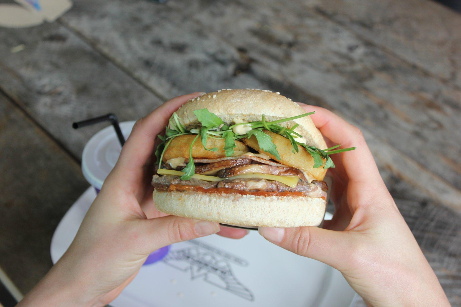 BurgerFuel Mission Bay
