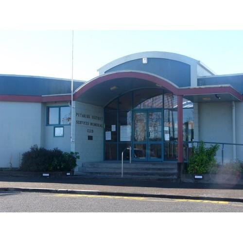 Putaruru District Services Memorial Club