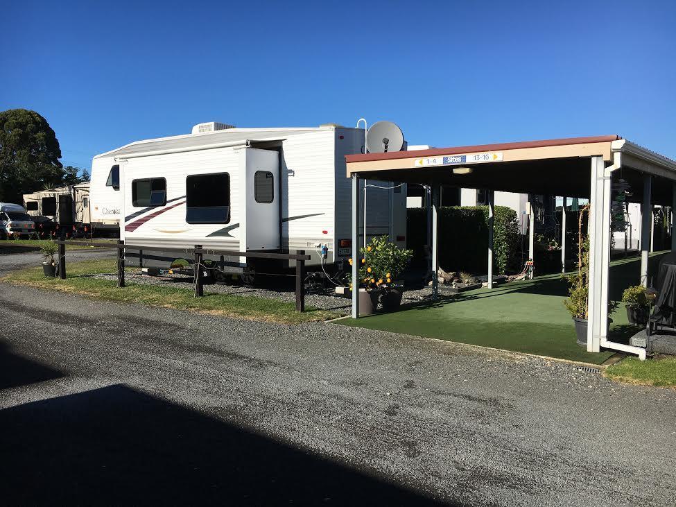 Hawke's Bay Holiday Park