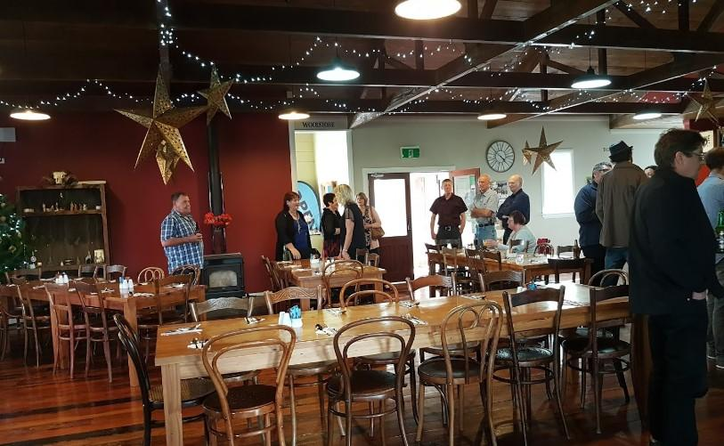 The Woolshed Cafe