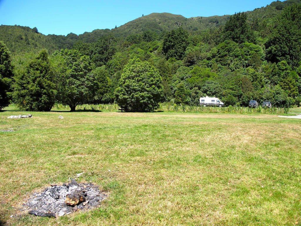 Kiriwhakapapa Campsite