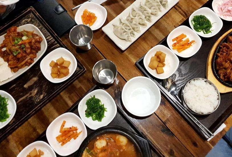 BannSang Korean Restaurant