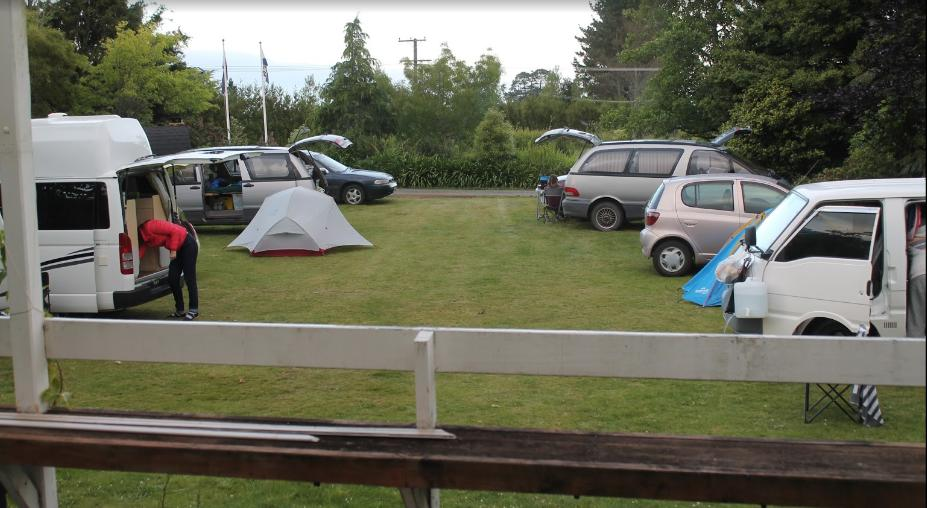 VolcaNoview Campground