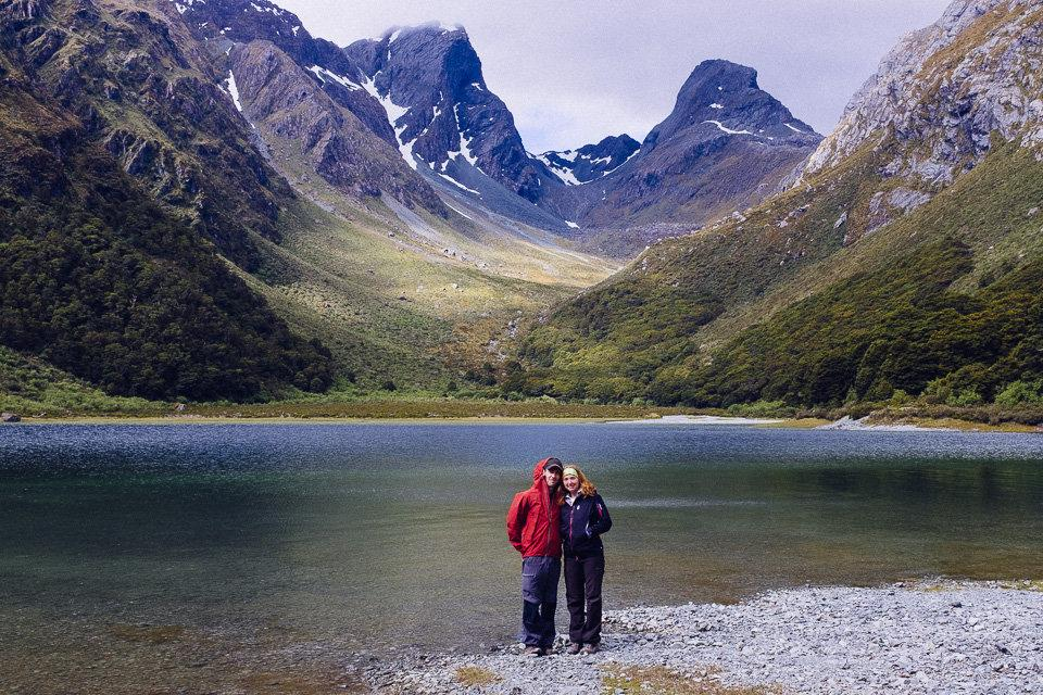 Lake Mackenzie Campsite