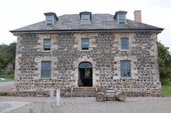 The Stone Store & Kemp House - Kerikeri Mission Station 1822