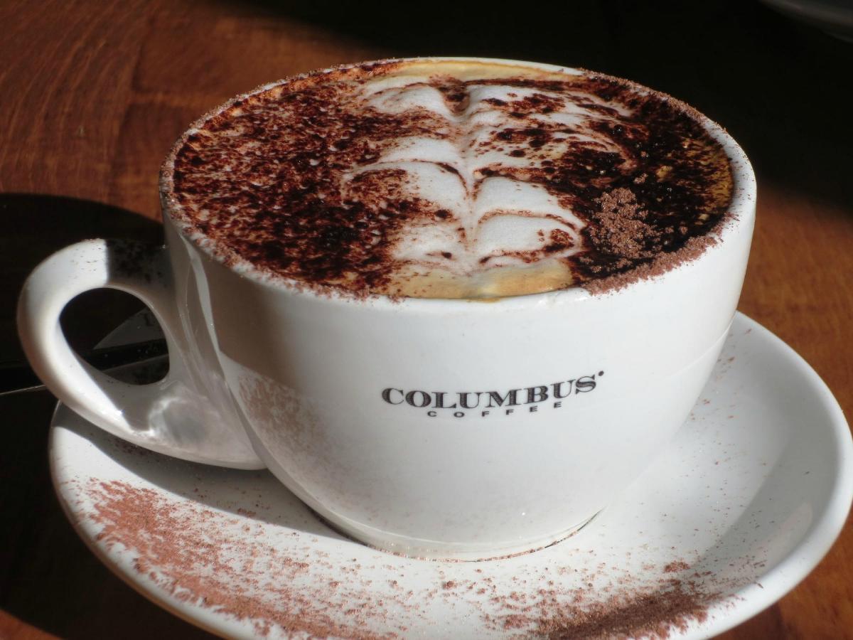 Columbus Coffee Cameron rd