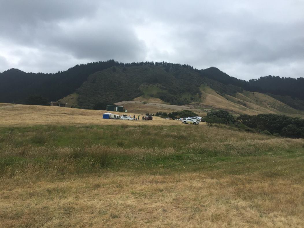 Maraehako Camping Ground
