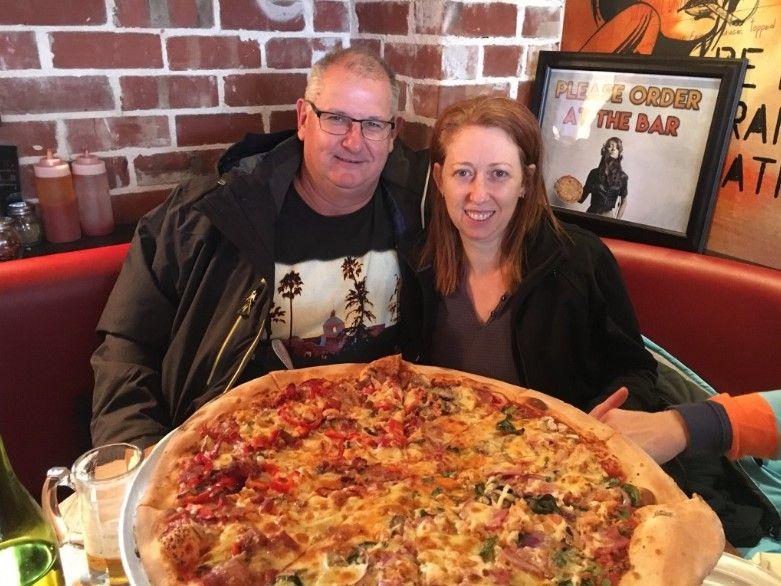 Fat Badgers Pizza