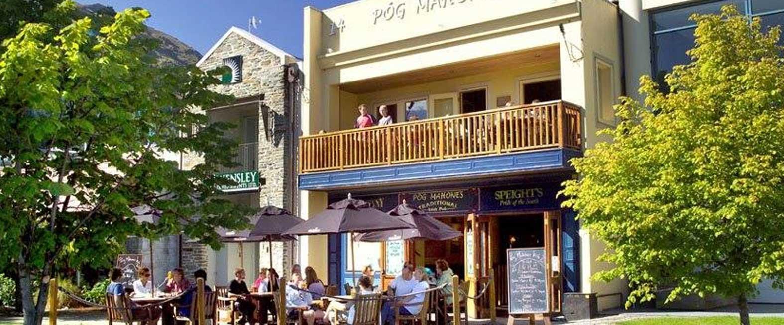 Pog Mahones Irish Pub & Restaurant