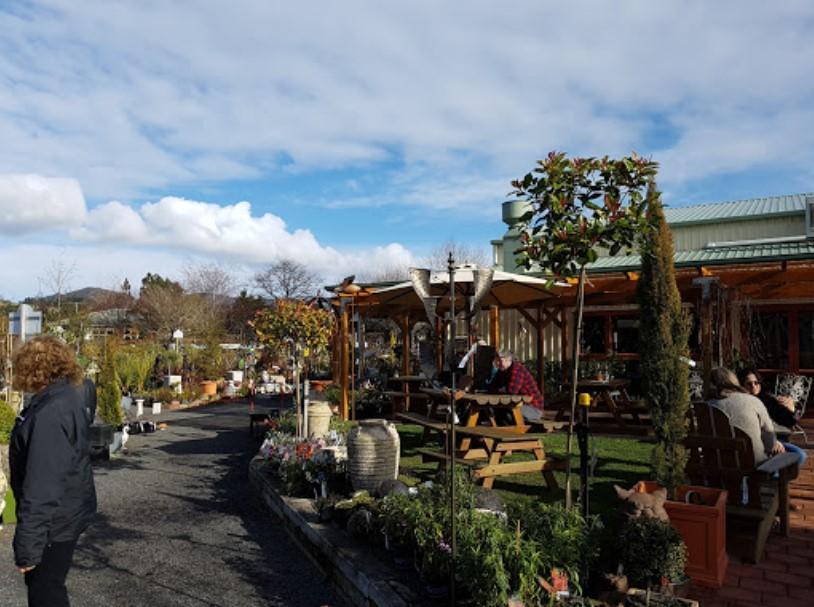 Blueskin Nurseries & Cafe