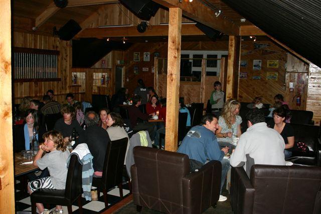 Kings Ohakune - Bar, Restaurant & Accommodation