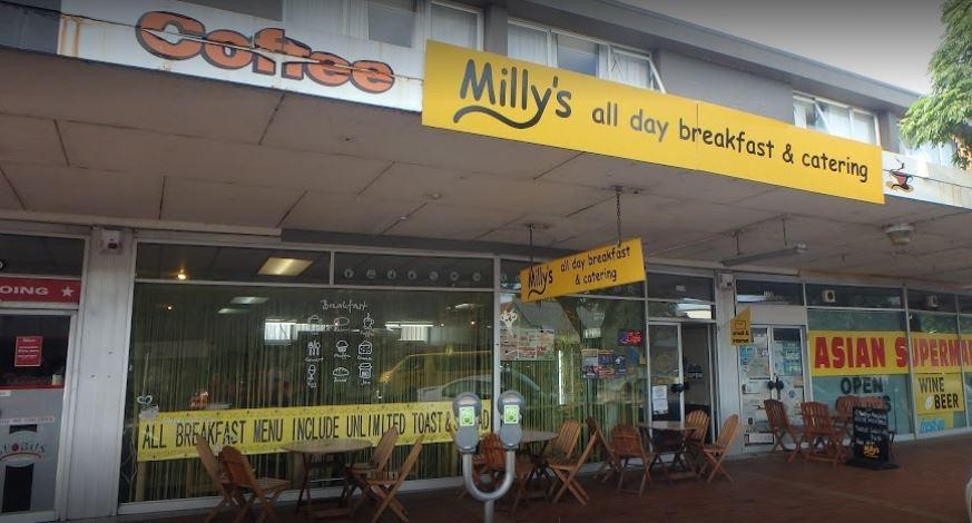 Milly's All Day Breakfast