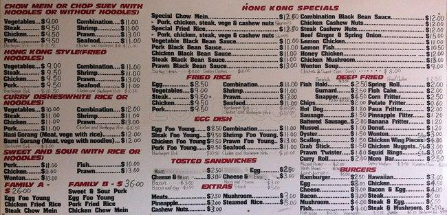 Donnys Fast Food
