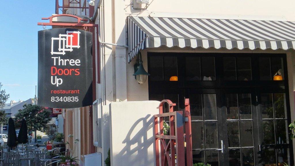 Three Doors Up Restaurant and The 4th Door Lounge Bar