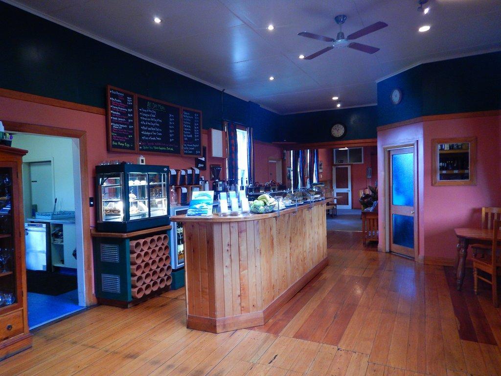 The Station Cafe