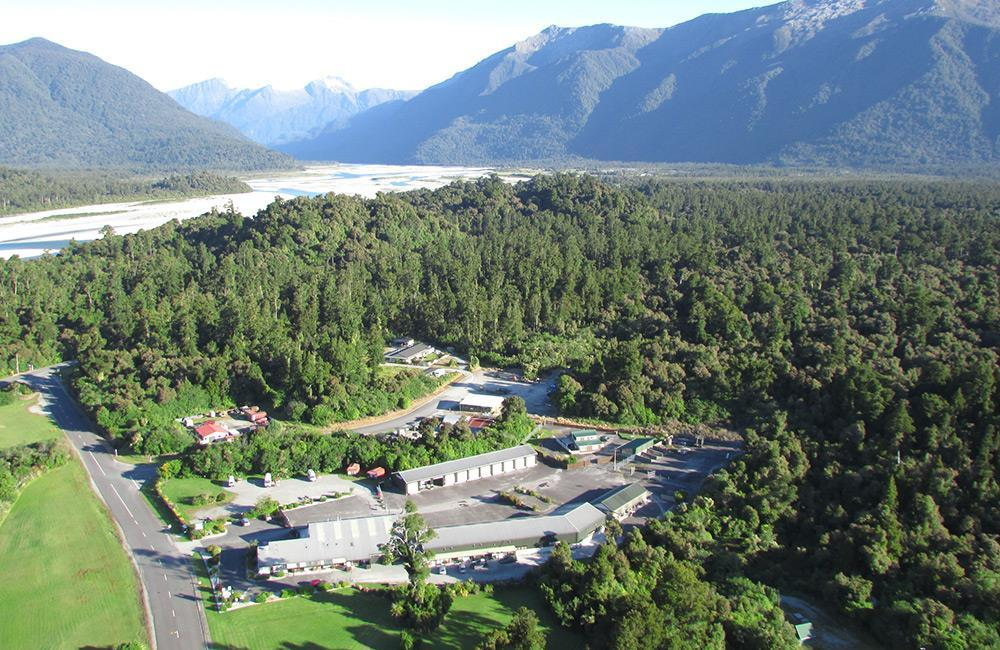 Haast Lodge & Motor Park Accommodation