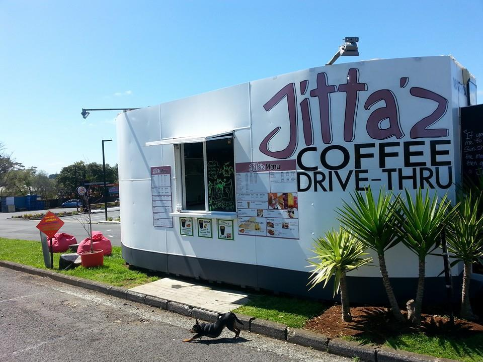Jittaz Coffee Drive-Thru