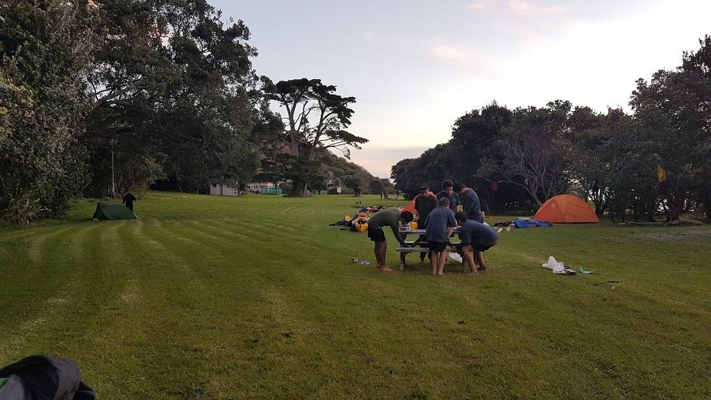 Motuora (Island) Campsite