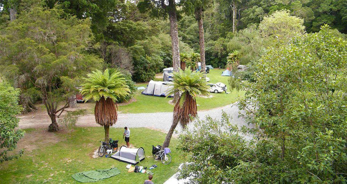 Rarangi Campground