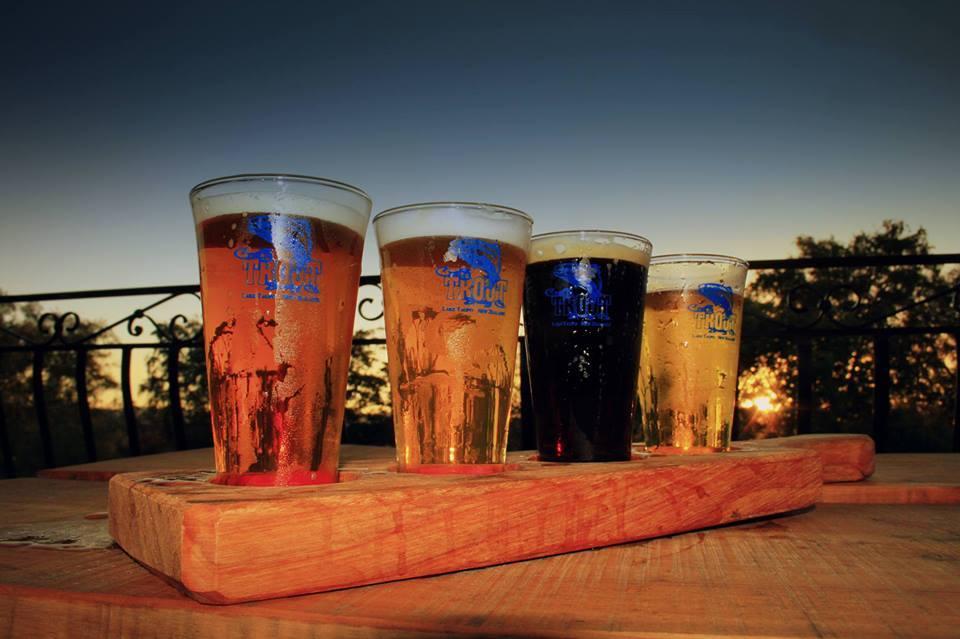 Troutshoppe - Crafty Trout Brewery