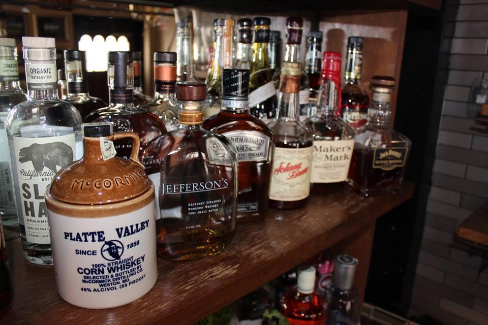 The Cork Gin & Whiskey