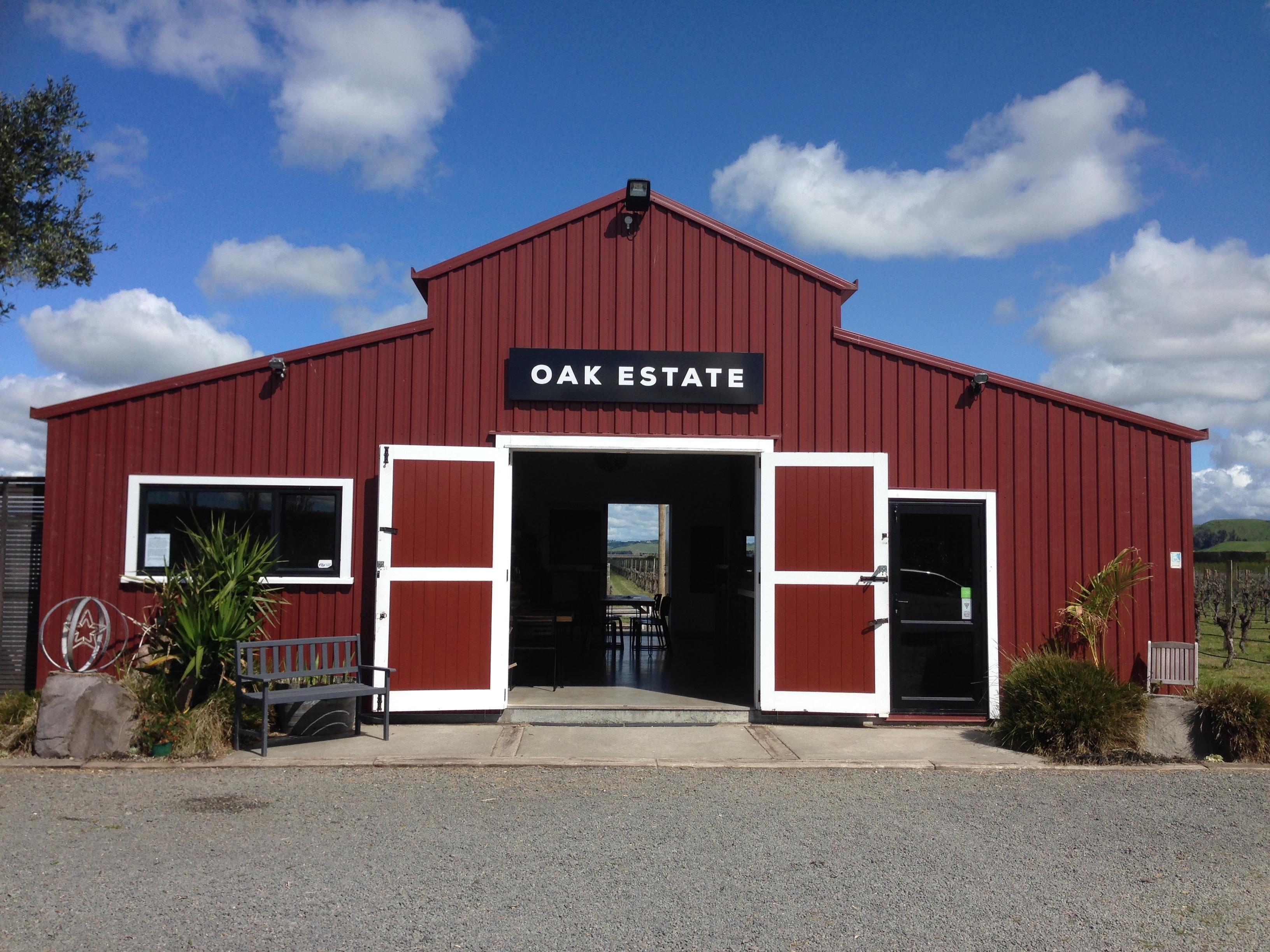 Oak Estate Cellar Door and Kitchen