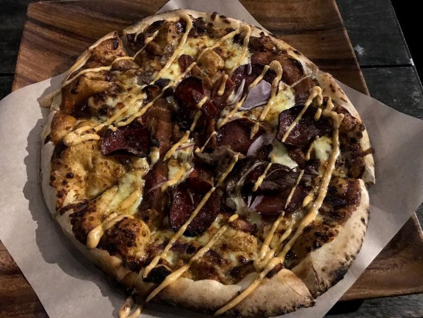 BASE Woodfired Pizza