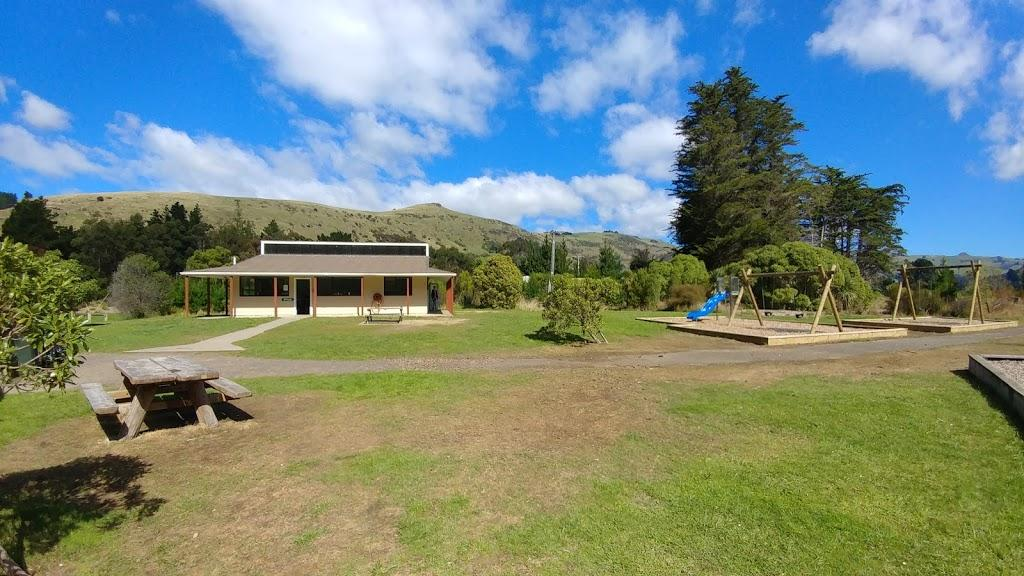 Okains Bay Camping Ground