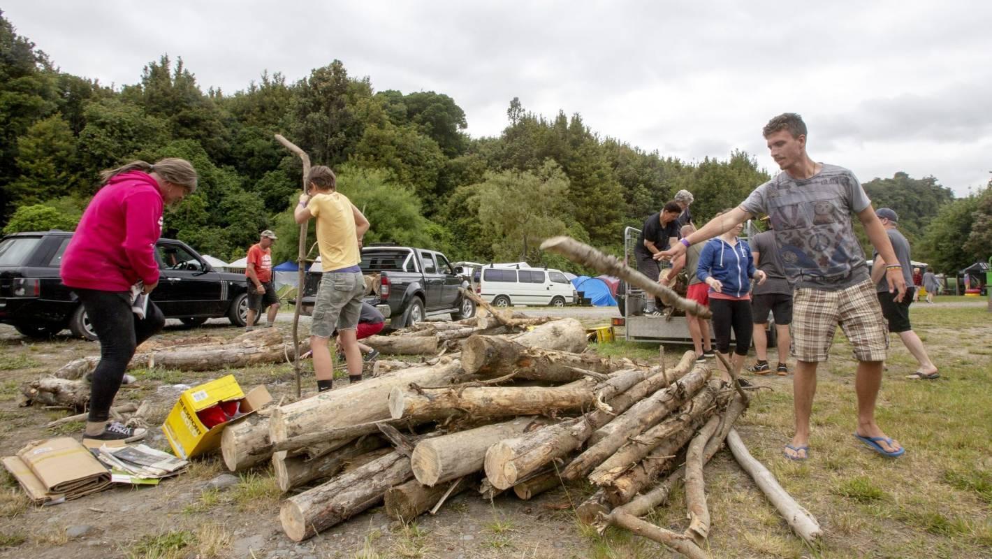 Vinegar Hill Campground