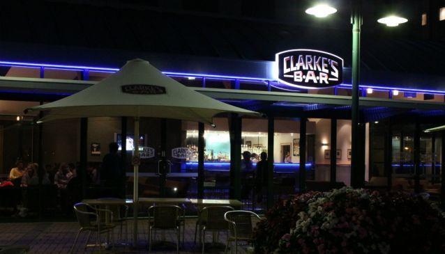 Clarke's Bar Rotorua