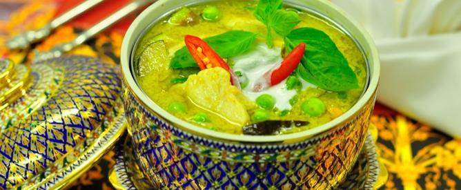 Charming Thai Restaurant