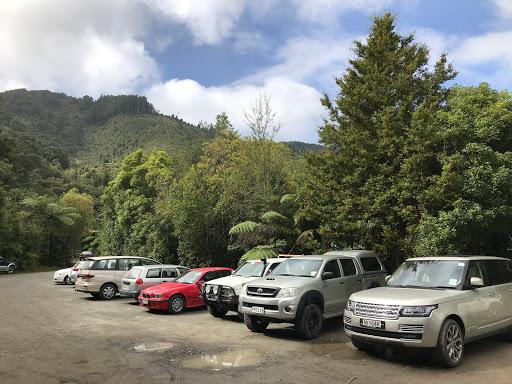 Waiohine Gorge Campsite