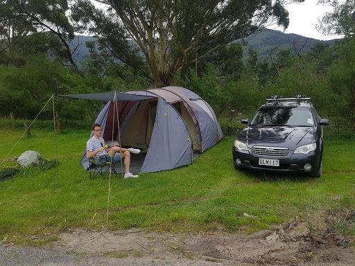 Bucks Road Campsite