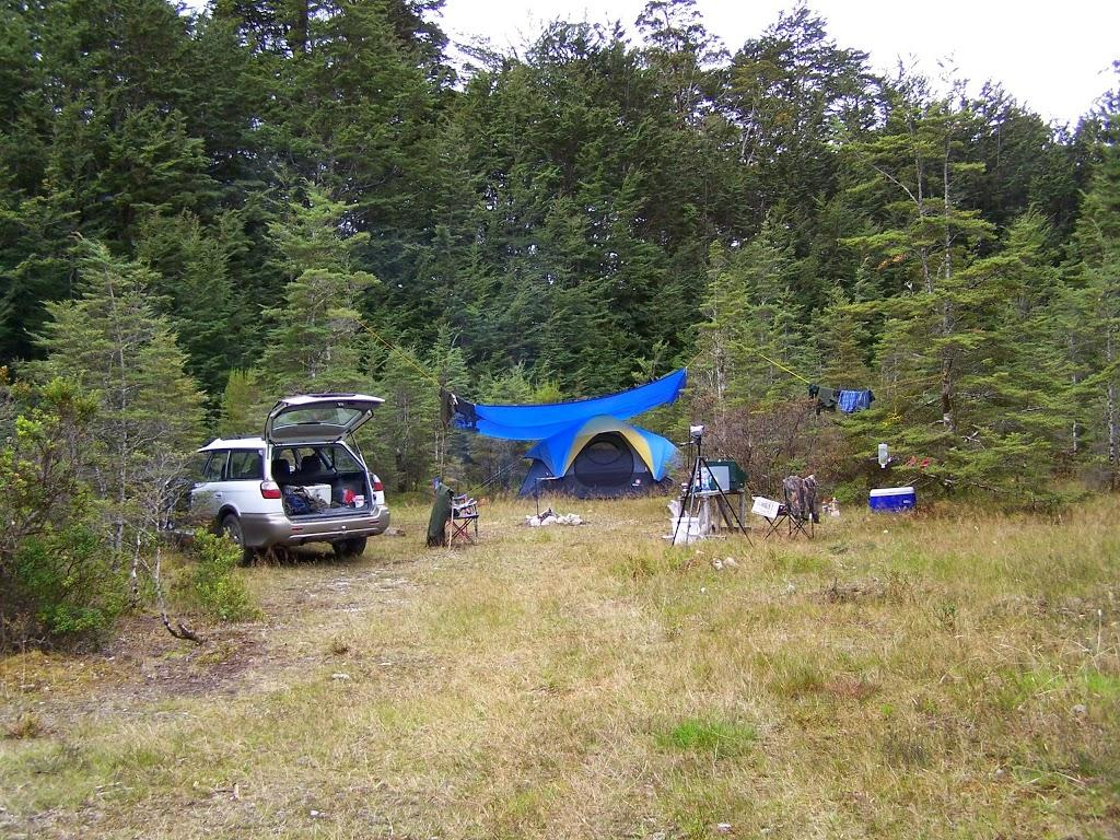 Old South Arm Campsite