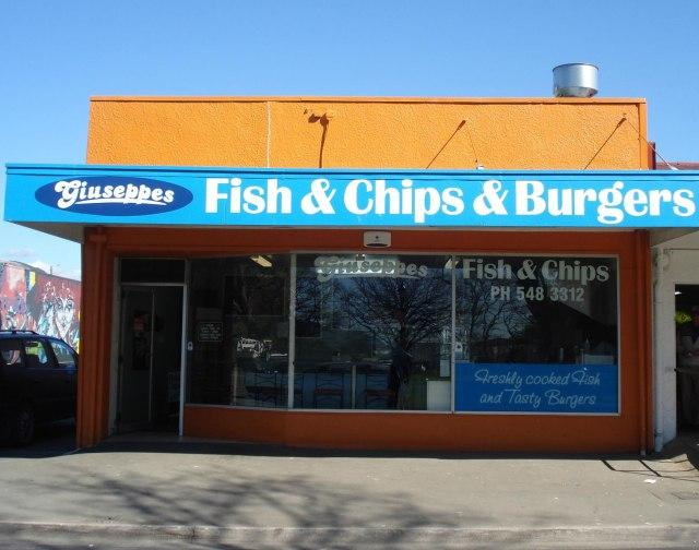 Giuseppes Fish & Chips & Burgers