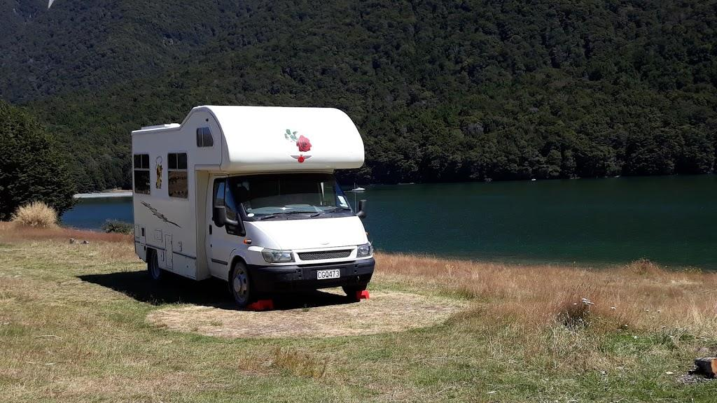 Mavora Lakes Campsite