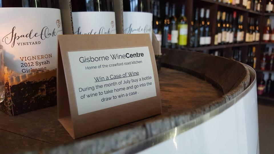 Gisborne Wine Centre