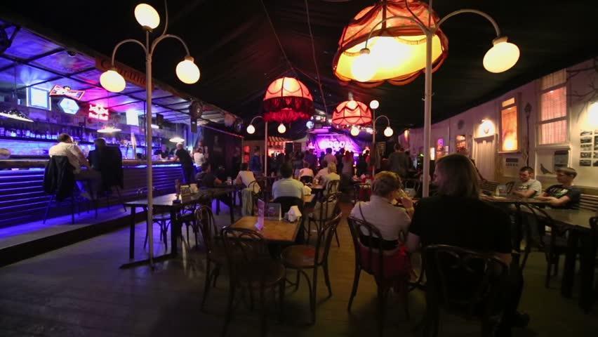Factory Bar And Nightclub