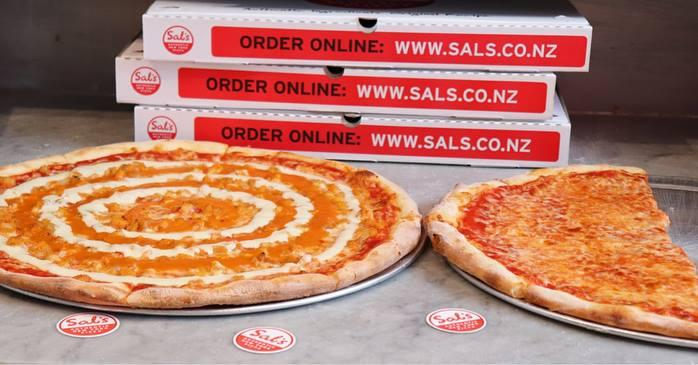 Sal's Authentic NY Pizza - Mount Maunganui
