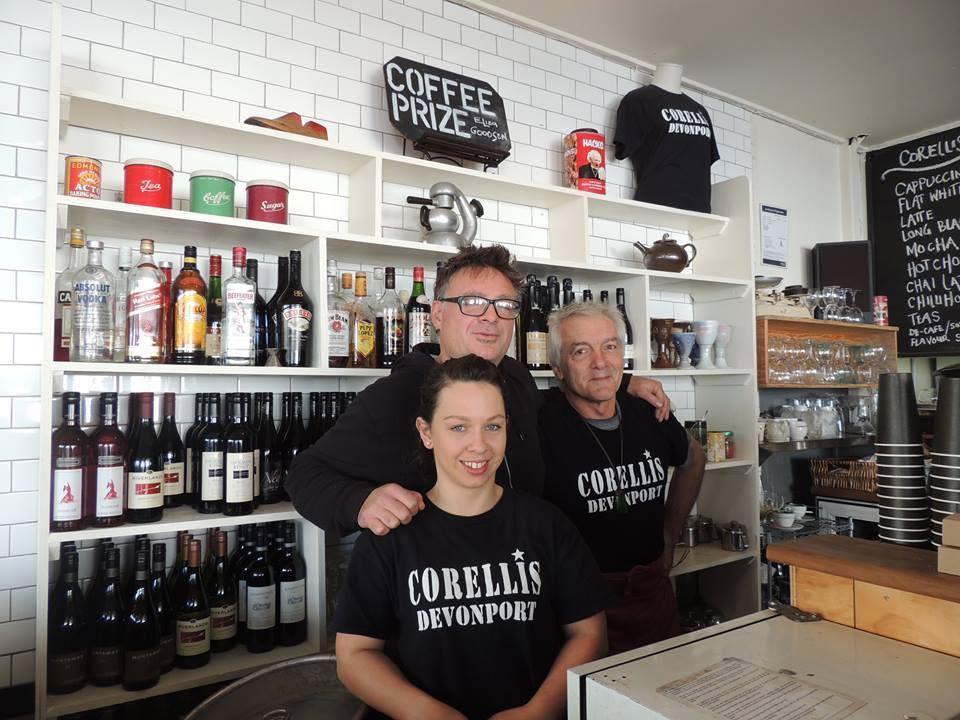 Corelli's Cafe Devonport