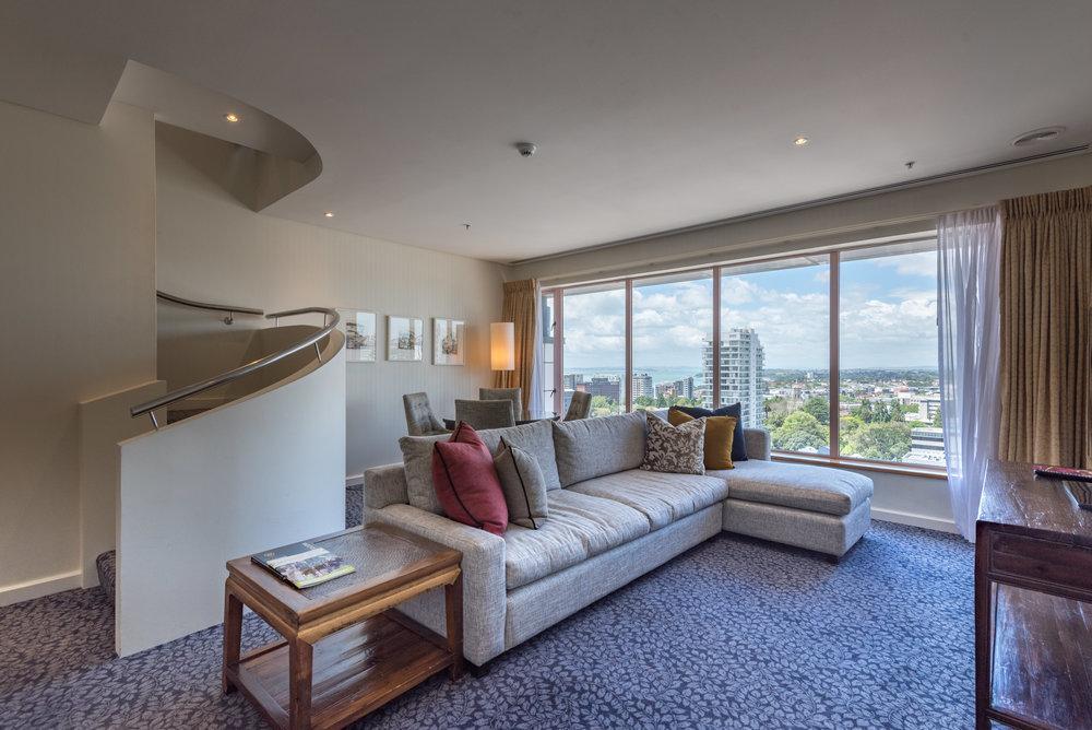 Crowne Plaza Hotel Auckland