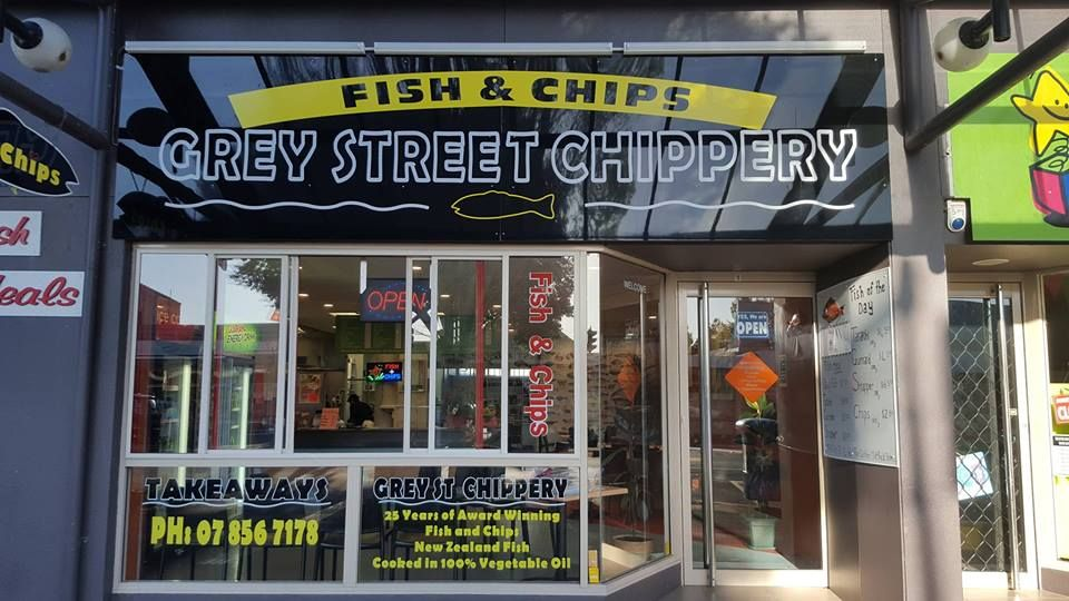 Grey St Chippery
