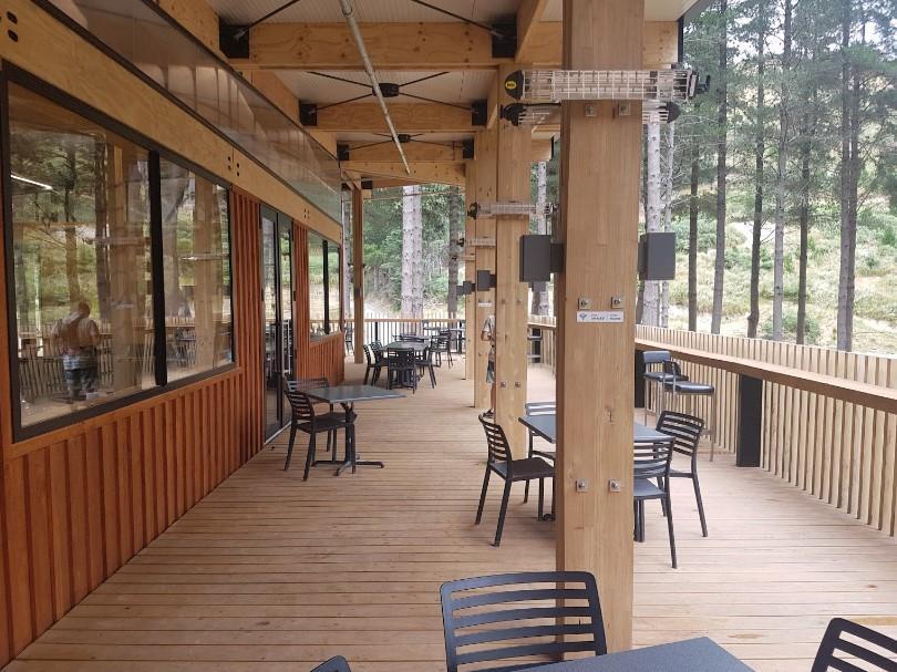 Christchurch Adventure Park Cafe & Bar