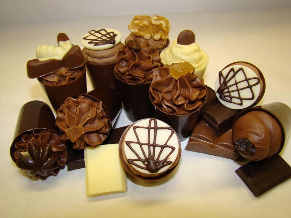 Silky Oak Chocolates Cafe