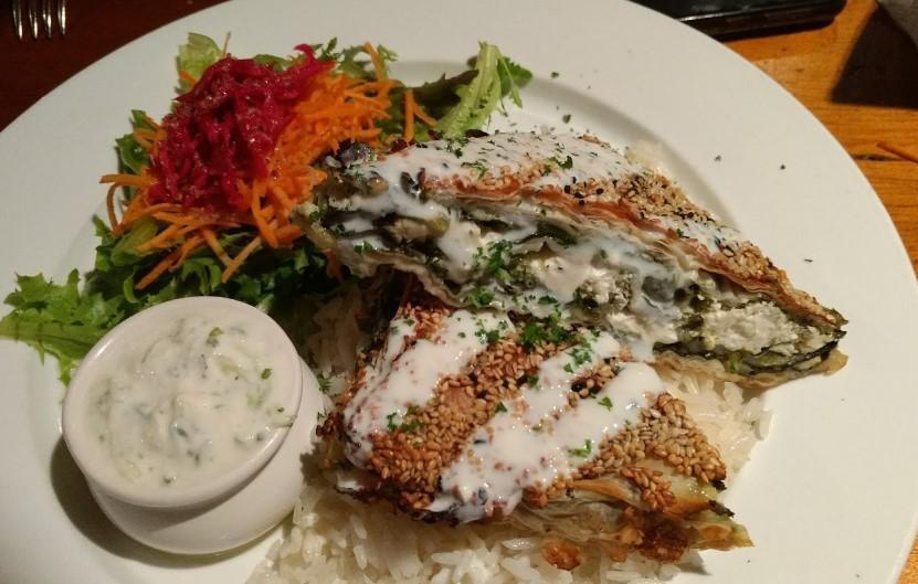 Babaganush Turkish Restaurant and Cafe