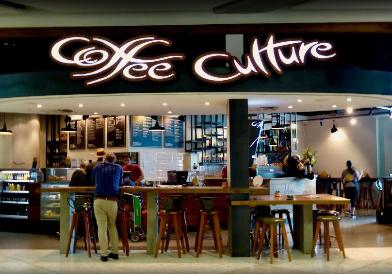 Coffee Culture - Christchurch Airport